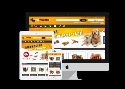 Sklep internetowy ZooWilczek